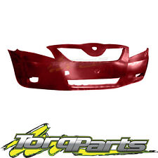 FRONT BAR COVER RED SUIT ACV40 CAMRY ALTISE TOYOTA 06-09 40 SERIES BUMPER