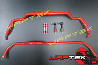 NEW Hi Performance Front & Rear Stabilizer Sway Bar Kit For Nissan S14 S15 200sx