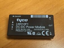 Tyco / Lucent LW010F1 Isolated DC/DC Converter (1pc = 1 lot)