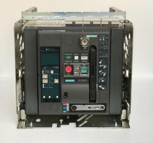 SIEMENS 3WL9212-3AC31-0AA1 INDUSTRIAL CIRCUIT BREAKER 1600 AMPS