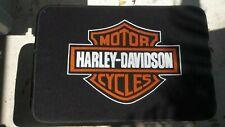 Harley-Davidson® Plush Soft Floor Mat Door Rug (18x27)