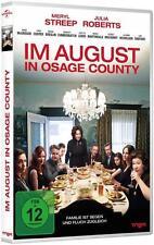 Im August in Osage County (NEU&OVP)  Meryl Streep, Julia Roberts, Ewan McGregor,