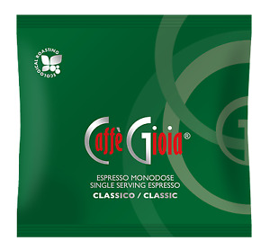 Caffè Gioia ESE Coffee Pods Classico (100 Pods/Cialde)