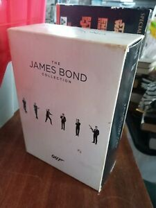 The James Bond Collection 1-23 (DVD, 2015) complete