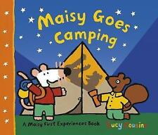 Maisy Goes Camping by Lucy Cousins (Paperback)