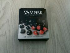 Neues AngebotVampire The Masquerade 5th Edition Dice Set New Modiphius