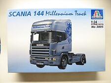 Italeri Scania 144 Millennium truck kit #3805 from 2000
