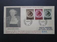 Belgium 1956 Reine Elisabeth Foundation Series FDC - Z7587