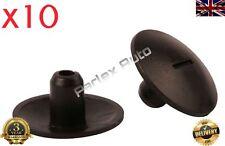 10x PLASTIC TRIM SCREW CLIPS INTERIOR PANEL DASH BOOT WHEEL ARCH RENAULT DACIA