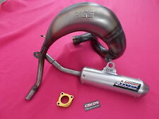 KTM SX65 09 - 15 HGS Exhaust System With VHM Billet Exhaust Manifold