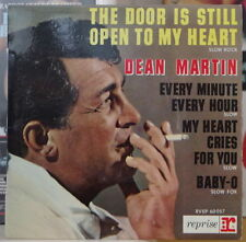 DEAN MARTIN THE DOOR IS STILL OPEN TO MY HEART FRENCH EP REPRISE 1965