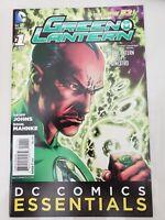 DC COMICS ESSENTIALS: GREEN LANTERN #1 (2013) DC 52 COMICS SINESTRO! JOHNS! NM
