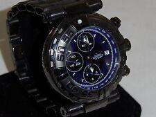Invicta Mens Reserve Subaqua Noma Limited Ed. Swiss Valijoux 7750 Gunmetal Watch