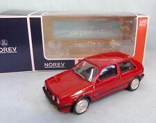 24510 NOREV / JET CAR / YOUNGTIMERS / VOLKSWAGEN GOLT GTI G60 1990 1/43
