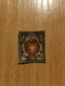 Schweiz Swiss Briefmarke