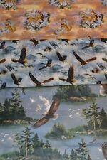Great Eagle Prints Davids Textiles, Springs & Cranston Cotton 1/2 Yard Choice