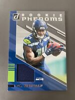 Dk Metcalf 2019 Donruss Swatch Rc Phenoms Rookie Seattle Seahawks Sp!