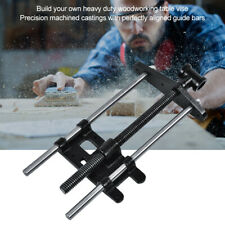 """New 10.5"""" Heavy Duty Metal Bench Vise Table Top Clamp Press Locking Woodworking"""