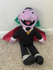 Sesame Street The Count 13� Plush Gund 2016