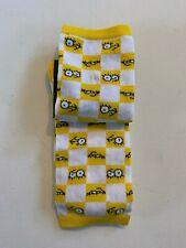 Vans New X The Simpsons Check Eyes Socks Women's Size 6.5-10