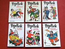 Pitje Puck Sammlung 15, 16, 17, 18, 19 und 20 15-20