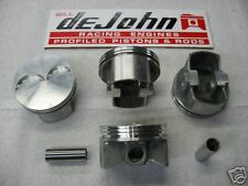 CHEV. SMALL BLOCK RACE PISTONS, PINS, RINGS