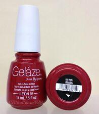 Gelaze by China Glaze -Nail Gel Polish- Gel-n-Base In One - Series 1 -Pick Color