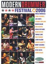 Modern Drummer Festival 2006 Saturday & Sunday Instructional Drum  DVD 000320652