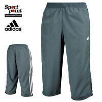 Adidas Essentials 3 Stripes 3/4 Hosen Caprihosen UNISEX Trainingshose M Neu Ovp