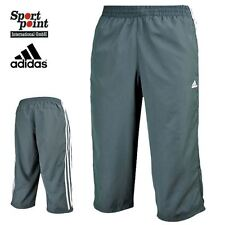 Adidas Essentials 3 Stripes 3/4 Hosen Caprihosen UNISEX Trainingshose XL Neu Ovp