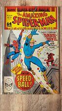 The AMAZING SPIDERMAN #22:1988