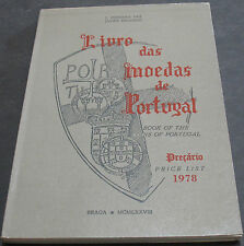 Livro Das Moedas De Portugal Book Of The Coins Of Portugal Price List 1978