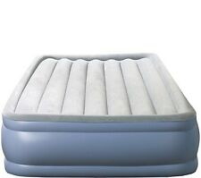 "New Beautyrest Hi-Loft Full Size 16"" Raised Adjustable Air Bed Mattress"