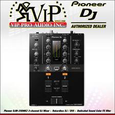 Pioneer DJM-250MK2 2-CH DJ Mixer + Rekordbox DJ / DVS + Sound Color FX Filter
