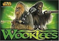 Chewbacca And Tarrful ~ 24x36 Star Wars Poster ~ Revenge Of The Sith Wookies