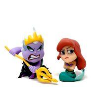 Funko Mystery Minis Disney Heroes vs Villains Ursula & Ariel Little Mermaid
