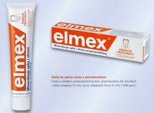 Elmex 75ml Toothpaste Prevents Tooth Decay Mineralises Teeth