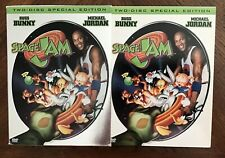 Space Jam (DVD, 2003, 2-Disc Set, Two-Disc Special Edition)