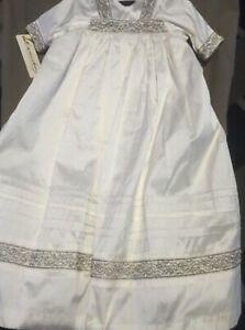 NEW Silk Baby Gown