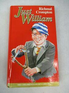 Just William Richmal Crompton MDS Books 2004 Hardback