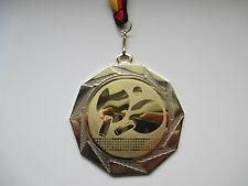 Medaillen Deutschland-Bändern Turnier Emblem Tischtennis TT-Tennis Pokal Kids Medaillen m