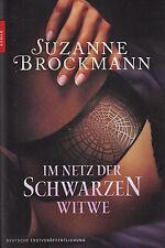*o- Im NETZ der schwarzen WITWE - von Suzanne BROCKMANN tb  (2012)