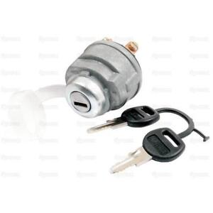 Ignition Key Switch for Ford Tractor 1000 1100 1200 1300 1500 1600 1700 1900++