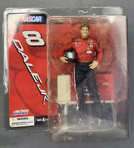 ACTION MCFARLANE #3 DALE EARNHARDT JR. SERIES 3 NASCAR ACTION FIGURE