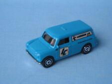 Matchbox Austin Mini Van Light Blue Body Lumber Toy Model Car 63mm Timber