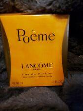 Poeme Perfume by Lancome 1 oz Eau De Parfum Spray 100% Authentic