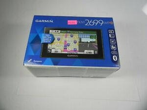 "Garmin nüvi 2699LMTHD 6"" Automotive Mountable GPS in Orig Box w/ all accessories"