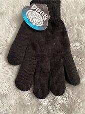 Pugs - Strech Gloves - Black