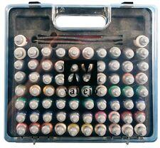 Vallejo 72172 Acrylic Paints Game Color Paint Set with Plastic Storage