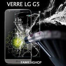 Film de Protection Écran en Verre Trempé Anti Chocs pour LG G5